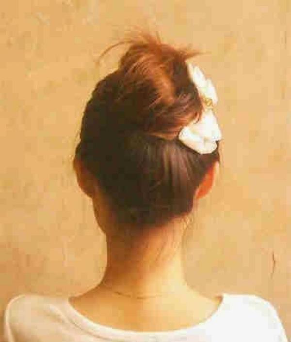 女人100种绑头发的方法,绑好后美到吓死人!(一定要收藏!